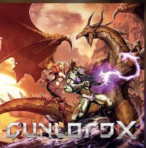 Gunlord x (switch) @ Nintendo eshop