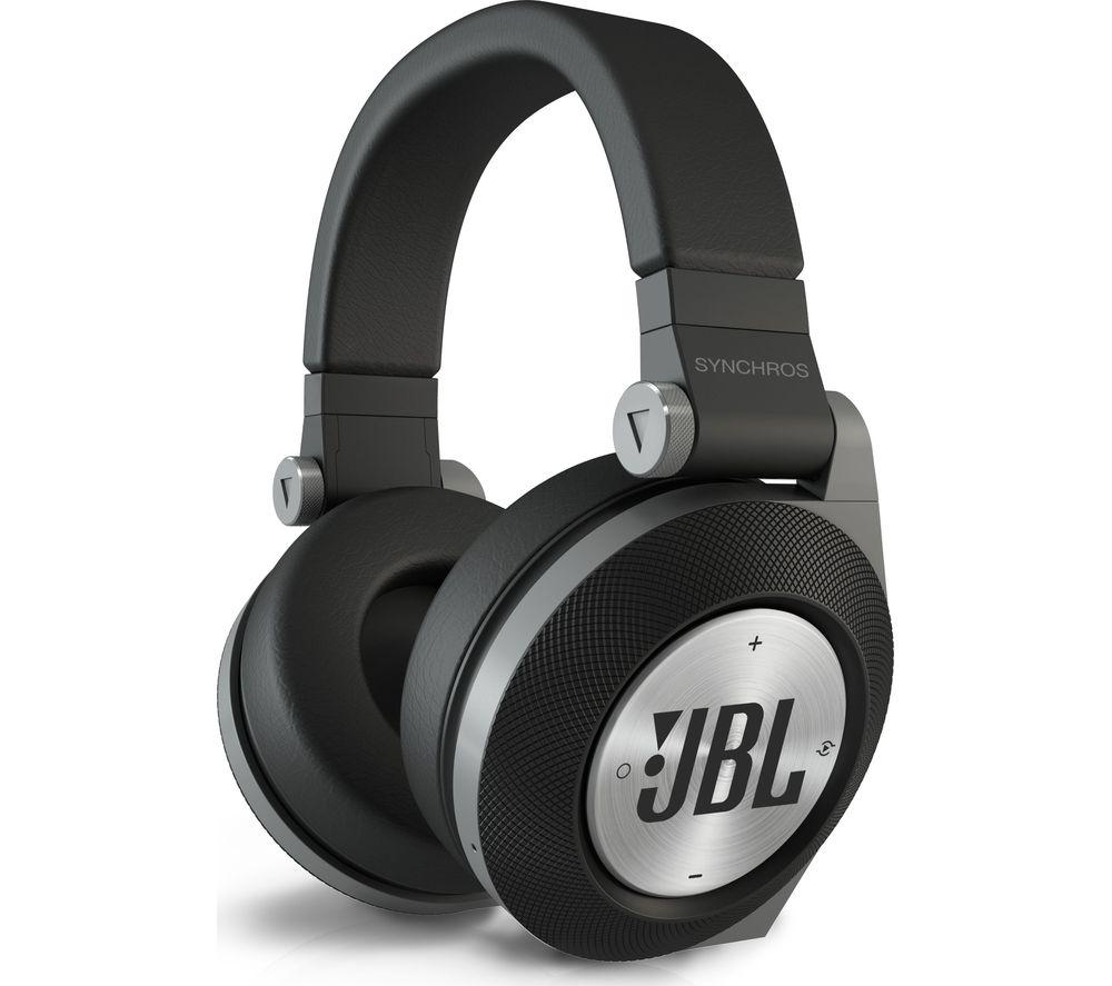 JBL Synchros E50BT Wireless Bluetooth Headphones in Black for £49 @ Currys