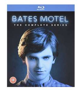 Bates Motel: The Complete Series Blu Ray - £16.72 +£2.99 delivery cost for non Prime @ Amazon