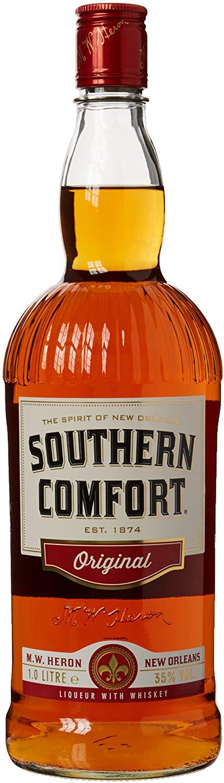 Southern Comfort Original, 1 L - £18 Prime / +£4.49 non Prime @ Amazon