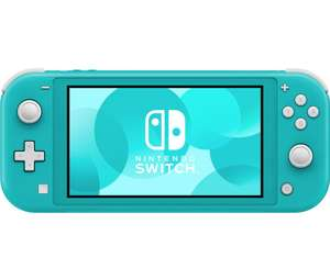 Nintendo Switch Lite (Multiple Colours Available) - £175.99 @ eGlobal Central