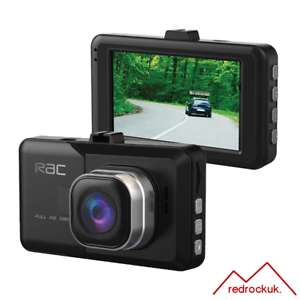 "RAC R3000 3"" Full 1080p HD Dash Cam Collision/Parking Monitor with G-Sensor - £29.95 delivered @ red-rock-uk / eBay"