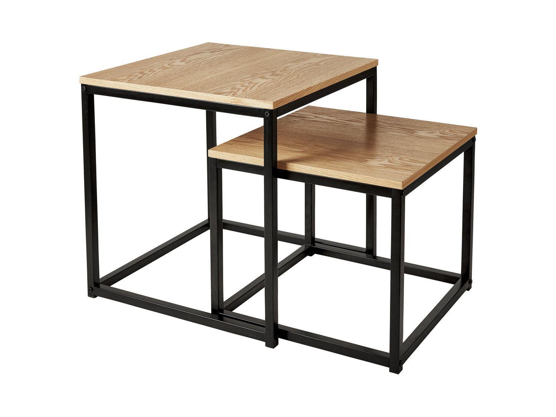 Livarno Living Side Table Set (2 pcs) £39.99 @ Lidl
