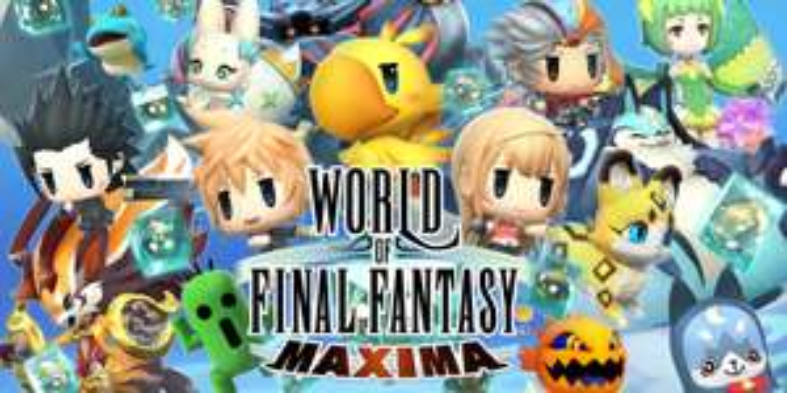 World of Final Fantasy - Switch - £17.49 @ Nintendo eShop