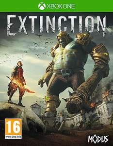 Extinction for PS4 and Xbox One - £2.99 / £4.94 delivered @ GAME