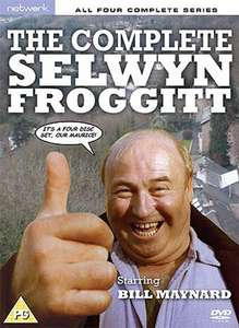 Oh No, It's Selwyn Froggitt: The Complete Series (DVD) £8.64 delivered @ Networkonair
