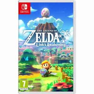 The Legend of Zelda: Link's Awakening For Nintendo Switch £32 with code @ AO eBay