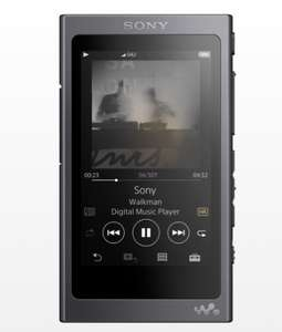 Refurbished  Sony NW-A45 Walkman with High-Resolution Audio, Bluetooth, S-Master HX and large touch screen £74 @ Sony Centres Direct