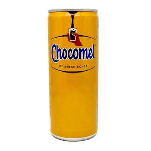 24 cans of Campina chocomel (chocolate milk drink) - £16.49 instore @ Costco Birmingham
