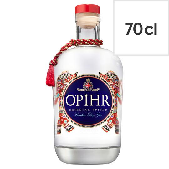 Opihr Gin 70cl £18 @ Tesco