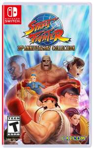 [Nintendo Switch] Street Fighter 30th Anniversary Collection - £17.99 @ Nintendo eshop