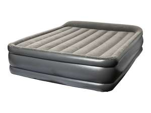 Bestway Tritech King Size Air Bed with Built-In Pump £39.99 at Lidl