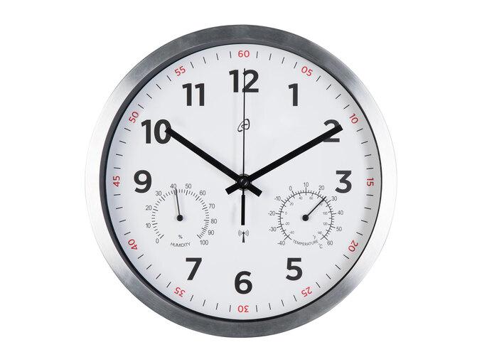 Auriol Radio-Controlled Wall Clock £7.99 at Lidl