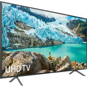 Samsung UE50RU7100 50 Inch TV Smart 4K Ultra HD Freeview HD 3 HDMI £339 delivered with code @ AO eBay