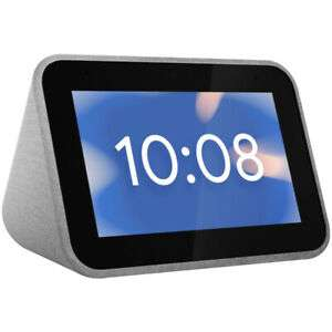Lenovo Smart Clock With Google Assistant Grey FOR £47.20 With Code Delivered @ AO/EBAY