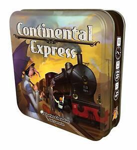 Continental Express Board Game £7.54 imagifts4u-uk @ ebay