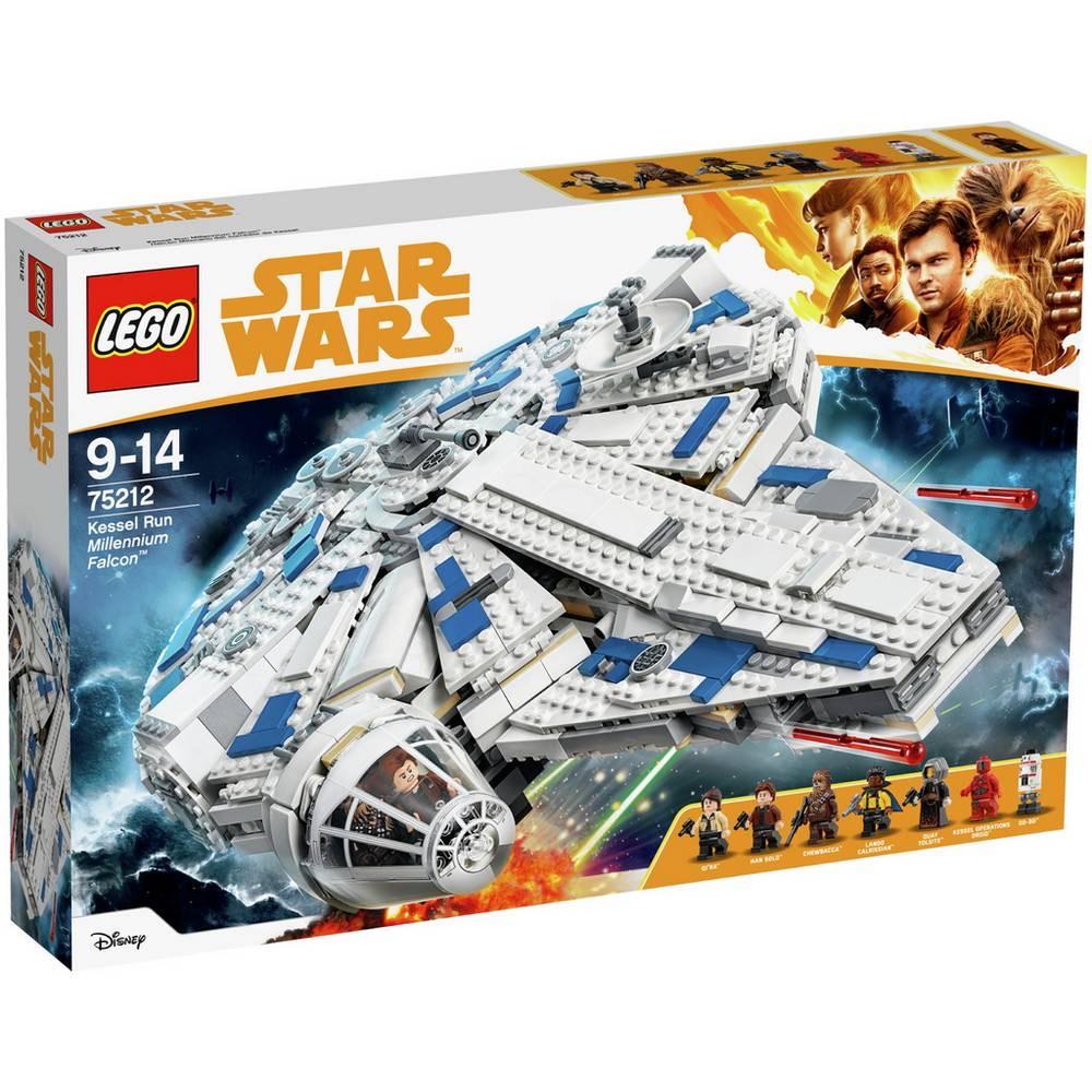 Lego Star Wars Millennium Falcon Kessel Run £104 @ Argos