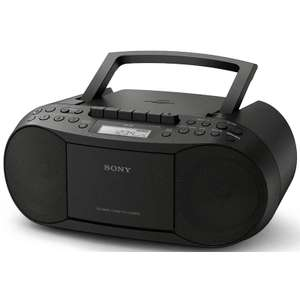 Sony CFD-S70 CD and Cassette Player With Radio now £18.90 Instore @ Tesco (Blackburn)