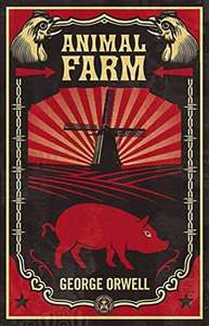 George Orwell - Animal Farm (Kindle Edition) 90p  @ Amazon