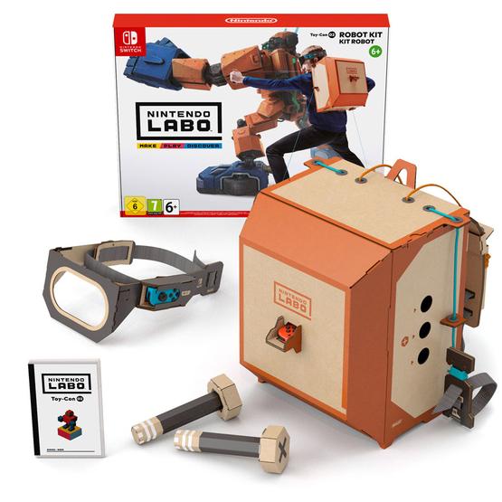 Nintendo Labo: Robot Kit £29.85 @ ShopTo