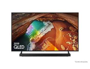 """2019 65"""" Q60R QLED 4K Quantum HDR Smart TV for £876.75. (Add Q60R Cinematic soundbar for £209.65) @ Samsung Store (Students Only)"""
