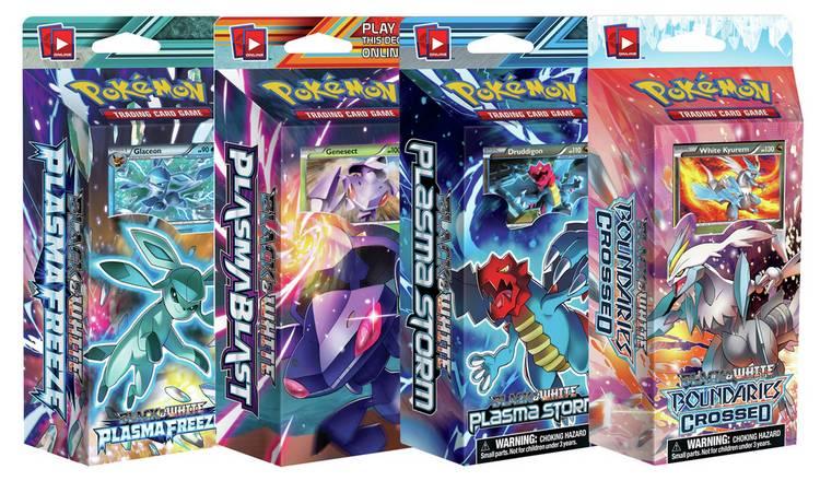 Pokemon Trading Card Theme Deck - £8.50 @ Argos (C&C)