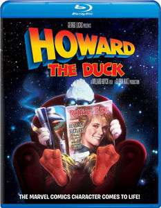 Howard The Duck [Blu-ray] - Region free - £5.17 delivered @ WowHD