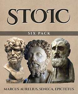 Free Kindle Ebook: Stoic Six Pack (Illustrated) Free @ Amazon