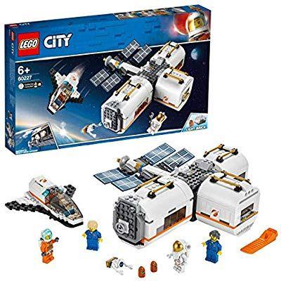 LEGO 60227 City Lunar Space Station - £30 @ Amazon