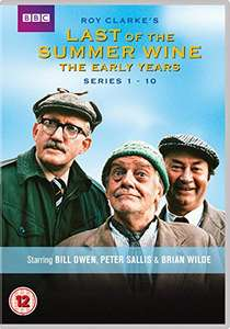 Last Of The Summer Wine - The Early Years: Series 1-10 - DVD - £8 @ Zoom