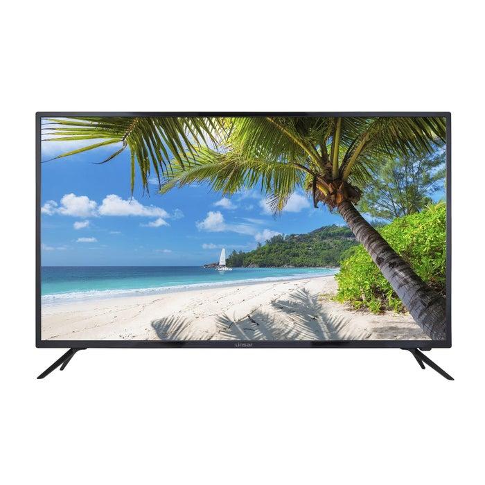 Linsar 65UHD520 65 inch 4K Ultra HD LED TV Freeview HD Roku Smart Stick £399 +  6 years guarantee @ Richer Sounds (£391 via Topcashback)