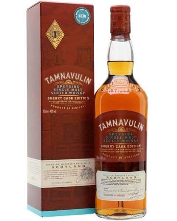 Tamnavulin Sherry Cask edition single Malt Whisky 1L £24.75 Tesco instore