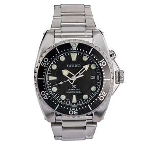 Mens Seiko Prospex Divers Kinetic Watch £174 at H.Samuel-with code