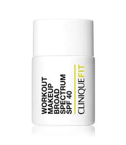 CliniqueFIT foundation now  £13.67 with FREE make up bag and 3 deluxe essentials at Clinique Shop