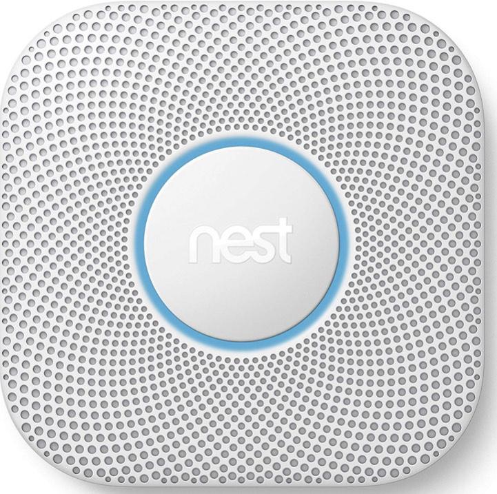Nest Protect 2nd Generation Smoke + Carbon Monoxide Alarm (Wired) £88.99 Amazon