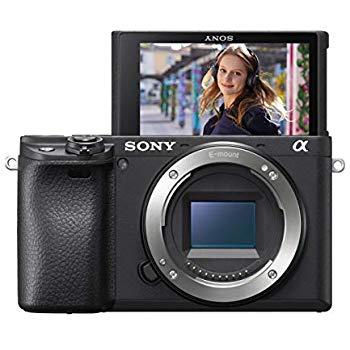 Sony α6400 E-mount compact mirrorless camera body £795.63 @ Amazon