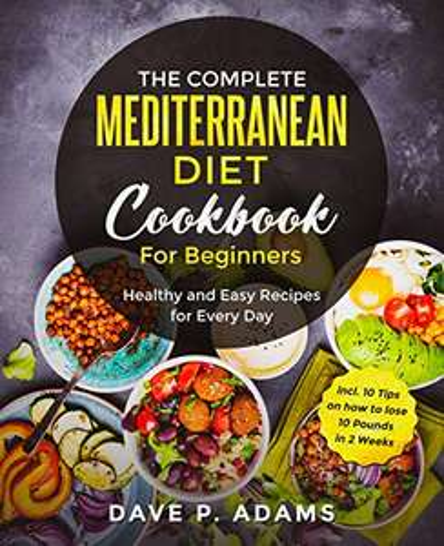 Mediterranean Diet Cookbook (Kindle eBook) Free @ Amazon
