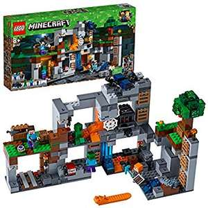 LEGO 21147 Minecraft The The Bedrock Adventures now £62.49 @ Amazon