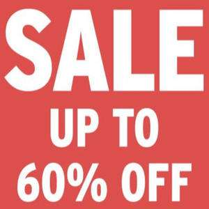 Topshop online & instore 60% off + 25% off for students + Free C&C + £3.95 For Delivery + 2.1% TCB @ Topshop