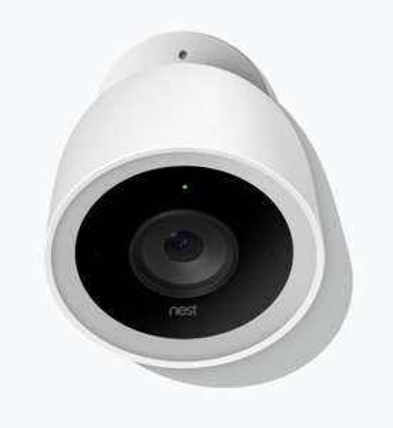 Nest IQ Outdoor Cam £259.91 at Google Store
