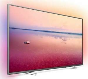 65 inch PHILIPS Ambilight 65PUS6754/12 Smart 4K Ultra HD HDR LED TV £674.10 delivered with code - @ Currys eBay