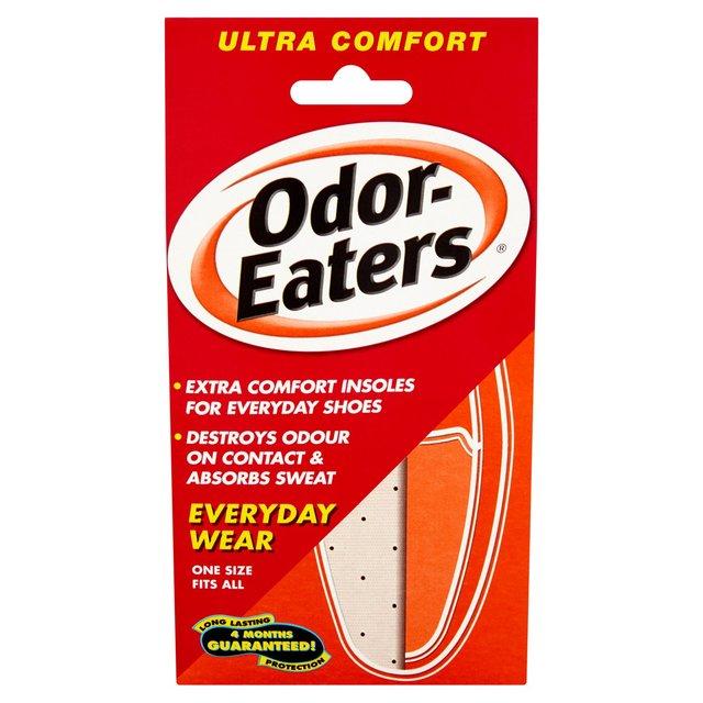 Odor Eaters Deodorising Ultra Comfort Insole 88p at Asda instore