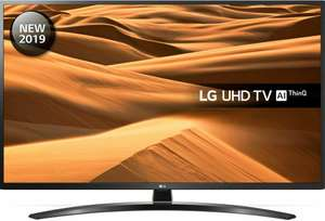 """LG 50UM7450PLA 50"""" Smart 4K Ultra HD HDR LED TV with Google Assistant - £359.10 with code @ Currys eBay"""