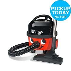 Henry HVR160 Bagged Cylinder Vacuum Cleaner - Red for £89.99 With Code Free C&C @ Argos/Ebay