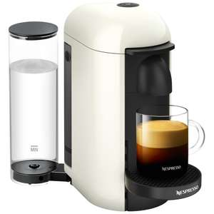 Nespresso Vertuo Machine + gifts  £99 for new members possible for  £54.25 (current members) at Nespresso
