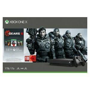 Xbox One X Gears 5 Console Bundle £305.99 @ Shopto / eBay