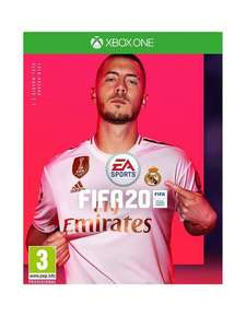 Fifa 20 + 1600 fifa points £31.98 with code  For New Credit Customers (£61.98 Otherwise) @ Very