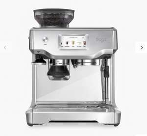 Sage Barista Touch Barista Quality Bean-to-Cup Coffee Machine, Stainless Steel £788.45 @ John Lewis & Partners