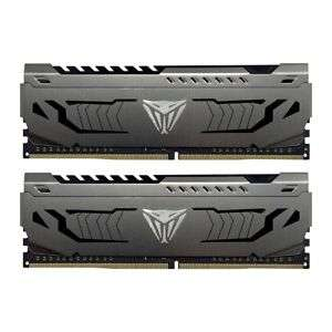 Patriot Viper Steel Series 16GB (2x8GB) 4000MHz DDR4 CL19 Memory Kit for £95.13 With Code Delivered @ CCLONLINE/Ebay