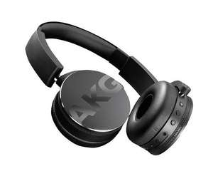 AKG Y50BT (Black)On Ear Closed Back Mic Wireless Bluetooth Headphones- £69.95 with code and 2 year guarantee at Richer Sounds